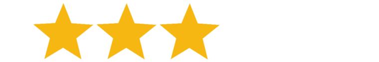 3stjerner