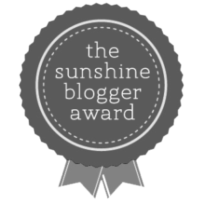 thesunshinebloggeraward