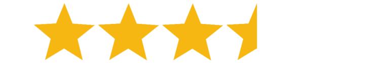 3-5stjerner