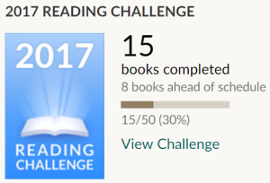 goodreads-challenge-february-2017
