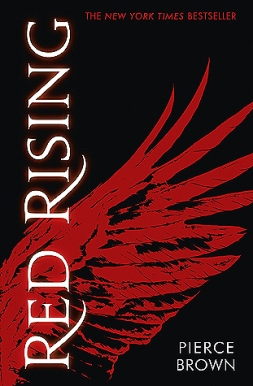 Red Rising series by Pierce Brown