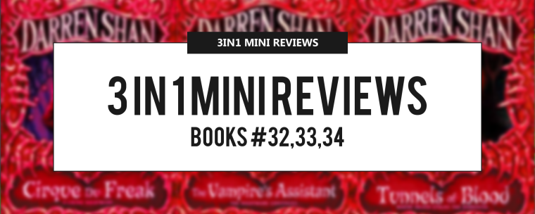 3 in 1 mini reviews 32-34