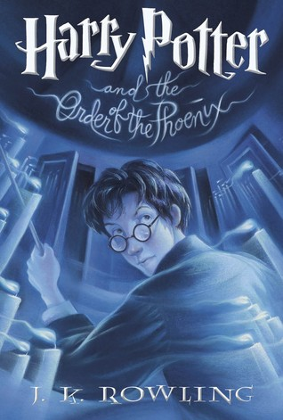 Harry Potter and the Order of the Phoenix (Harry Potter #5) by J.K. Rowling