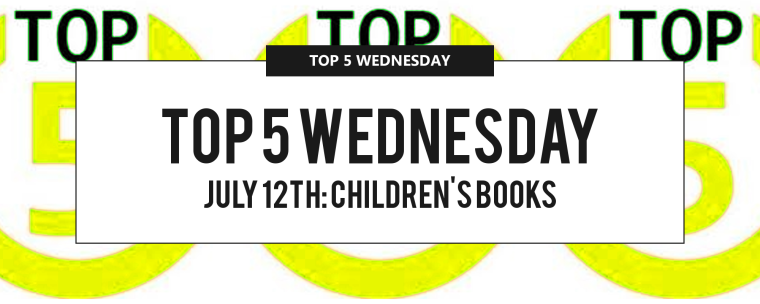 Top 5 Wednesday2