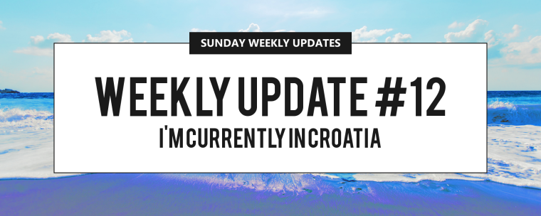 Weekly Update 12