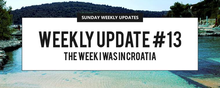 Weekly Update 13