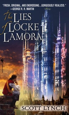 The Lies of Locke Lamora (Gentleman Bastard #1) 3