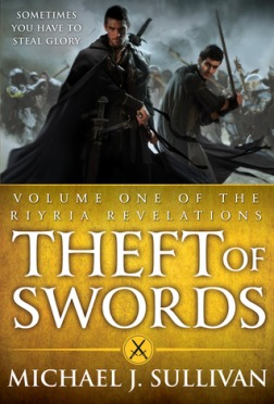 Theft of Swords (The Riyria Revelations #1-2) by Michael J. Sullivan
