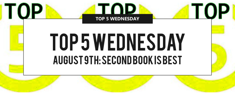 Top 5 Wednesday5