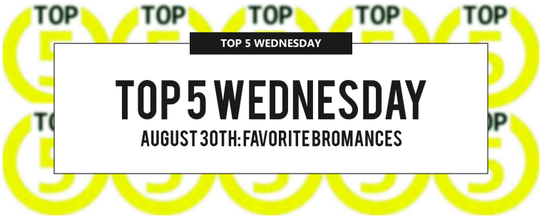 Top 5 Wednesday7